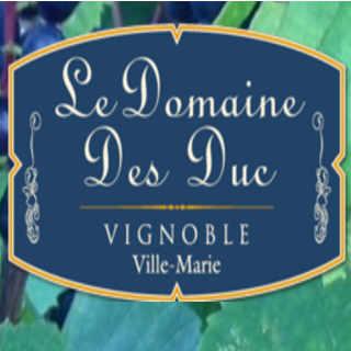 Vignoble alcool alimentation Vignoble Domaine DesDuc Duhamel-Ouest Québec Ulocal produit local achat local