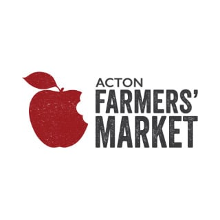 public markets logo acton farmers market halton hills ontario canada ulocal local products local purchase local produce locavore tourist