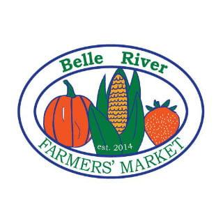 marché public logo belle river farmers market belle river ontario canada ulocal produits locaux achat local produits du terroir locavore touriste