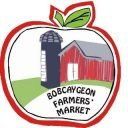 public markets logo bobcaygeon farmers market bobcaygeon ontario canada ulocal local products local purchase local produce locavore tourist