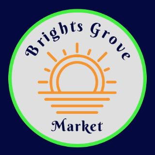 marché public logo brights grove market sarnia ontario canada ulocal produits locaux achat local produits du terroir locavore touriste