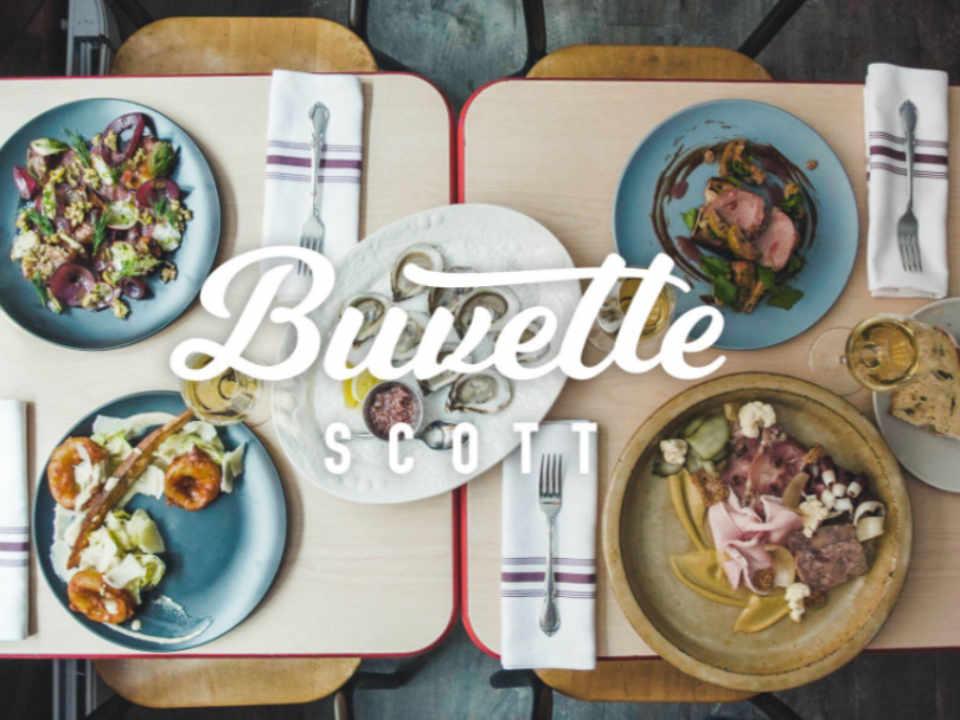 Restaurant food La Buvette Scott Quebec Ulocal local product local purchase