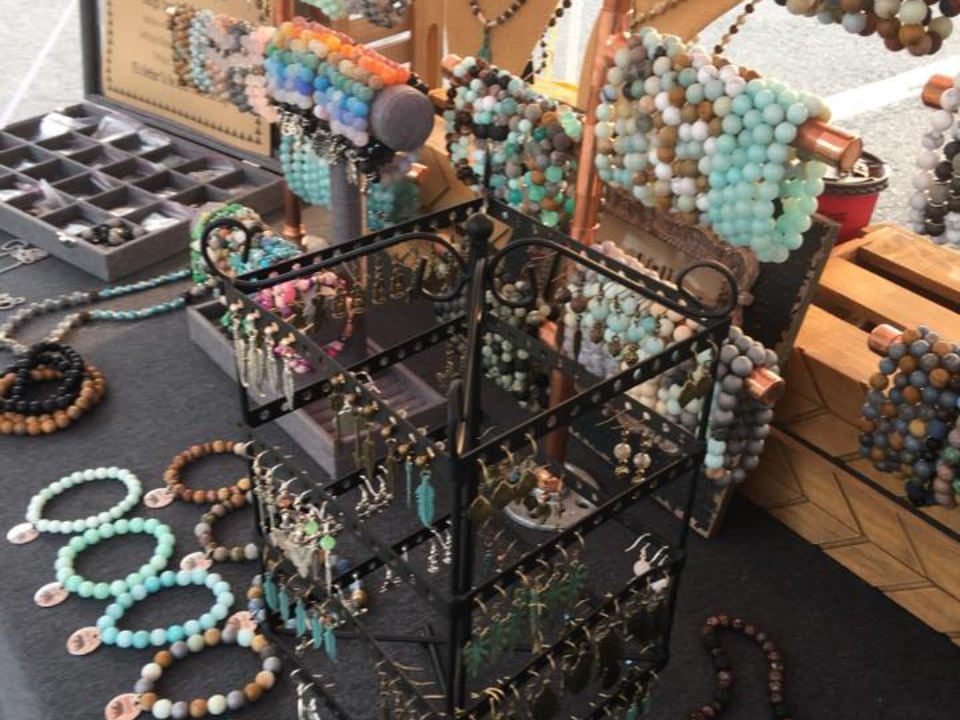 public markets handmade jewelry table campbellford farmers market campbellford ontario canada ulocal local products local purchase local produce locavore tourist