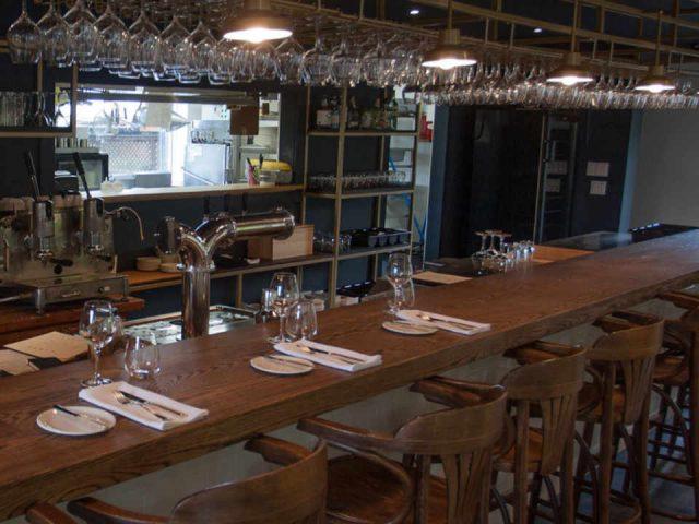 Restaurant alimentation vins biologique Chardo - resto & bar à vin Bromont Ulocal produit local achat local
