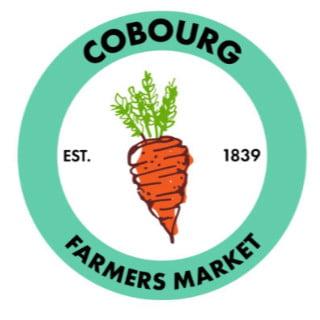 marché public logo cobourg farmers market cobourg ontario canada ulocal produits locaux achat local produits du terroir locavore touriste