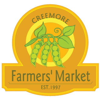 marché public logo creemore farmers market creemore ontario canada ulocal produits locaux achat local produits du terroir locavore touriste