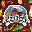 public markets logo downtown windsor farmers market windsor ontario canada ulocal local products local purchase local produce locavore tourist