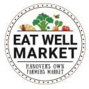 public markets logo eat well market hanover ontario canada ulocal local products local purchase local produce locavore tourist