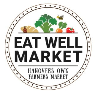 marché public logo eat well market hanover ontario canada ulocal produits locaux achat local produits du terroir locavore touriste