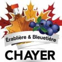 Maple sugar picking blueberries Érablière and Bleuetière Chayer Saint-Louis-de-Gonzague Ulocal local product local purchase