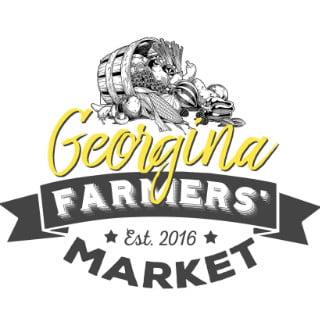 public markets logo georgina farmers market sutton ontario canada ulocal local products local purchase local produce locavore touris