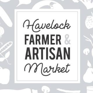 marché public logo havelock farmers and artisan market havelock ontario canada ulocal produits locaux achat local produits du terroir locavore touriste