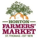 public markets logo horton farmers market st thomas ontario canada ulocal local products local purchase local produce locavore tourist