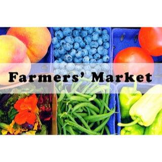 marché public logo huntsville farmers market huntsville ontario canada ulocal produits locaux achat local produits du terroir locavore touriste