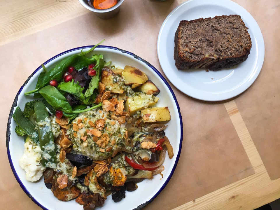 Vegan Restaurant Kitchen Paris France Ulocal local product local purchase