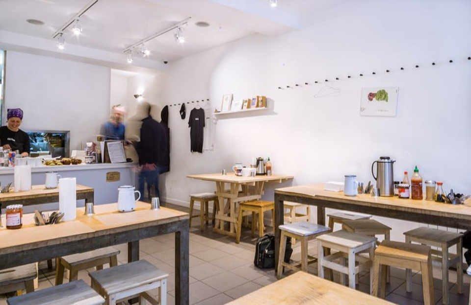 Restaurant végétalien Cuisine Paris France Ulocal produit local achat local