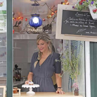 Restaurant biologiques La Guinguette d'Angèle Paris France Ulocal produit local achat local