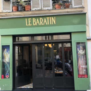 Restaurant alcool local Le Baratin Paris France Ulocal produit local achat local