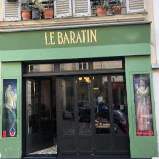 Restaurant alcool local Le Baratin Paris France Ulocal produit local achat local