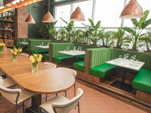 restaurant alimentation produits de saison Les Botanistes Québec Ulocal produit local achat local