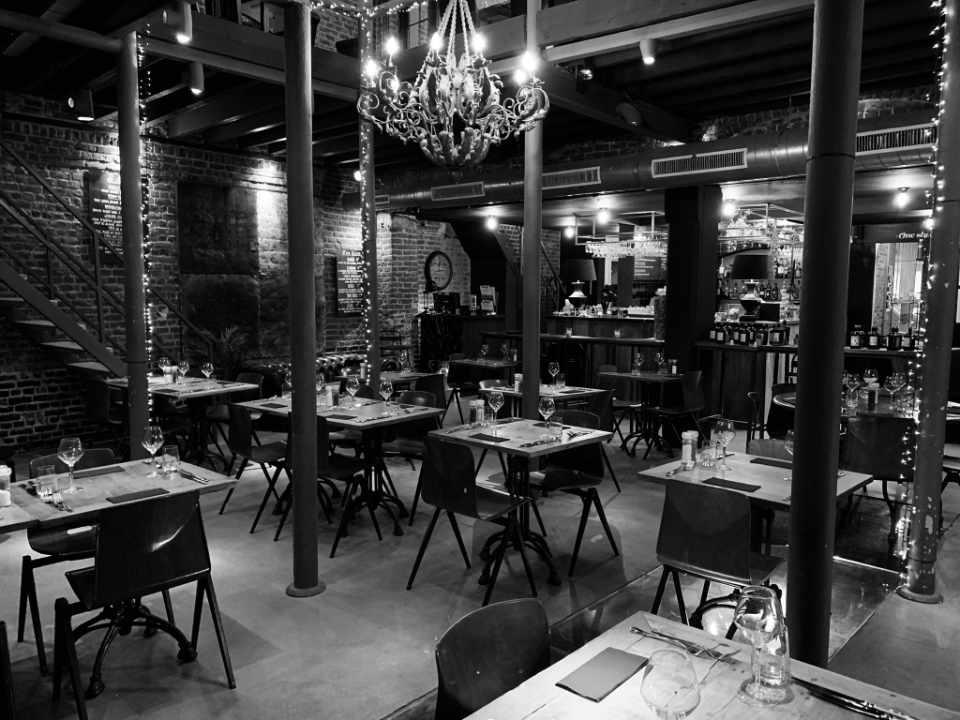 Restaurant alimentation Ixelles Belgique Ulocal produit local achat local
