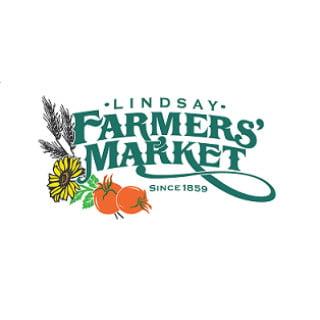 marché public logo lindsay farmers market lindsay ontario canada ulocal produits locaux achat local produits du terroir locavore touriste