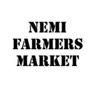 public markets logo nemi farmers market little current ontario canada ulocal local products local purchase local produce locavore tourist