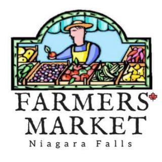marché public logo niagara falls farmers market niagara falls ontario ontario canada ulocal produits locaux achat local produits du terroir locavore touriste
