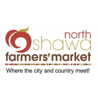 marché public logo north oshawa farmers market oshawa ontario canada ulocal produits locaux achat local produits du terroir locavore touriste