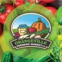 marché public logo orangeville farmers market orangeville ontario canada ulocal produits locaux achat local produits du terroir locavore touriste