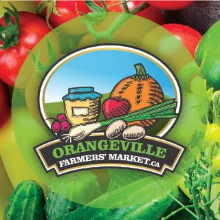 public markets logo orangeville farmers market orangeville ontario canada ulocal local products local purchase local produce locavore tourist