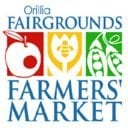 public markets logo orillia fairgrounds farmers market severn ontario canada ulocal local products local purchase local produce locavore tourist