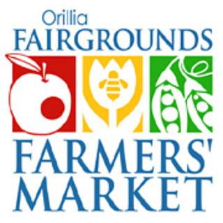 marché public logo orillia fairgrounds farmers market severn ontario canada ulocal produits locaux achat local produits du terroir locavore touriste