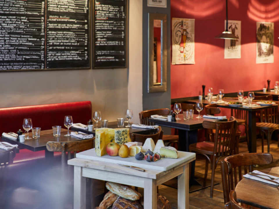 Restaurant alimentation Restaurant Quedubon Paris France Ulocal produit local achat local