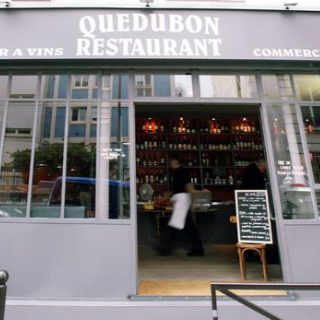 Food restaurant Restaurant Quedubon Paris France Ulocal local product local purchase
