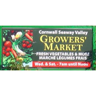 public markets logo seaway valley growers farmers market cornwall ontario canada ulocal local products local purchase local produce locavore tourist