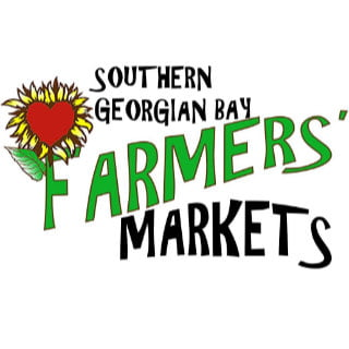 public markets logo southern georgian bay farmers markets victoria harbour tay ontario canada ulocal local products local purchase local produce locavore tourist