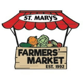 public markets logo st marys farmers market saint marys ontario canada ulocal local products local purchase local produce locavore tourist