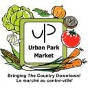public markets logo urban park market timmins ontario canada ulocal local products local purchase local produce locavore tourist