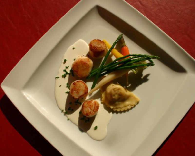 Restaurant produits du terroir Restaurant Vices Versa La Malbaie Québec Ulocal produit local achat local