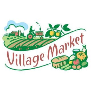 public markets logo village market thornhill ontario canada ulocal local products local purchase local produce locavore tourist