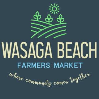 marché public logo wasaga beach farmers market wasaga beach ontario canada ulocal produits locaux achat local produits du terroir locavore touriste