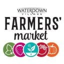 public markets logo waterdown farmers market waterdown ontario canada ulocal local products local purchase local produce locavore tourist