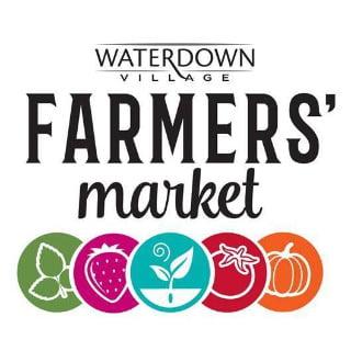 marché public logo waterdown farmers market waterdown ontario canada ulocal produits locaux achat local produits du terroir locavore touriste