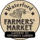 marché public logo waterford farmers market waterford ontario canada ulocal produits locaux achat local produits du terroir locavore touriste