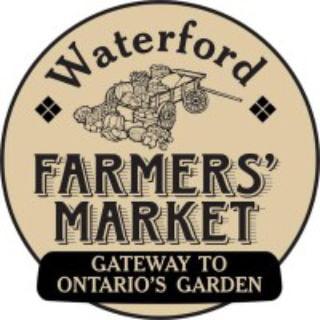 marché public logo waterford farmers market waterford ontario canada ulocal produits locaux achat local produits du terroir locavore touriste