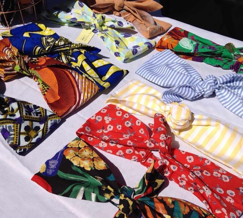 clothing shop bowties and turbans wax-etc France Paris Ulocal local product local purchase