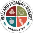 public markets logo welland farmers market welland ontario canada ulocal local products local purchase local produce locavore tourist