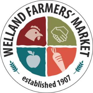 marché public logo welland farmers market welland ontario canada ulocal produits locaux achat local produits du terroir locavore touriste