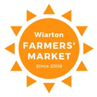 public markets logo wiarton farmers market wiarton ontario canada ulocal local products local purchase local produce locavore tourist
